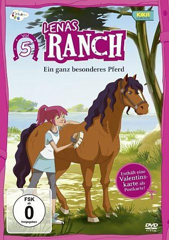 DVD »Lenas Ranch, Vol. 5 - Ein ganz besonderes Pferd«