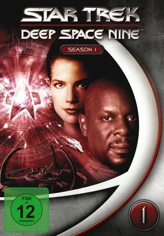 DVD »Star Trek - Deep Space Nine: Season 1 (6 Discs)«