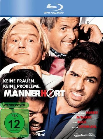 Blu-ray »Männerhort«