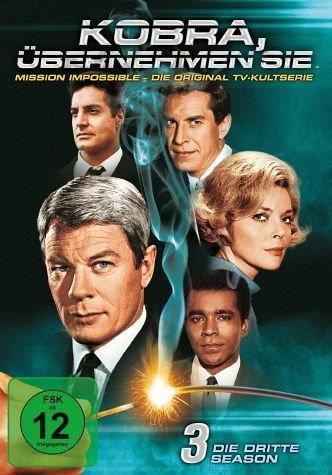 DVD »Kobra, übernehmen Sie! - Die dritte Season (7...«