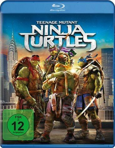 Blu-ray »Teenage Mutant Ninja Turtles«