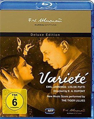 Blu-ray »Varieté«