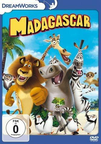 DVD »Madagascar«