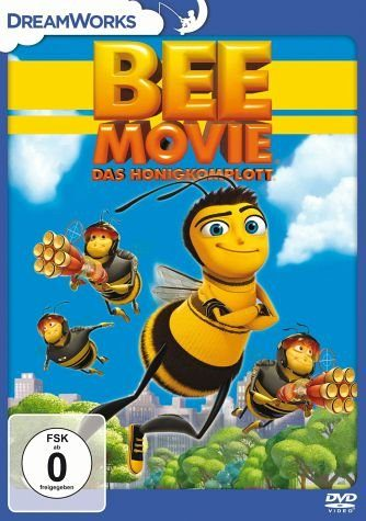 DVD »Bee Movie - Das Honigkomplott«
