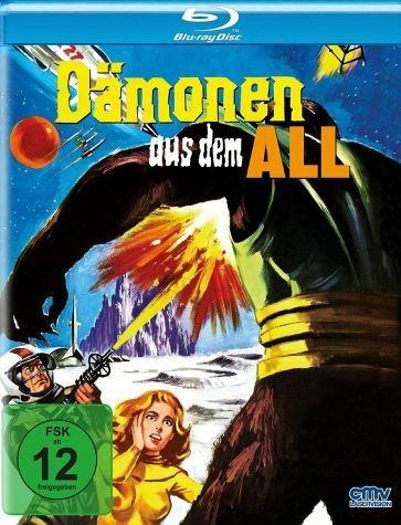 Blu-ray »Dämonen aus dem All«