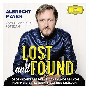 Audio CD »Albrecht Mayer: Lost And Found«