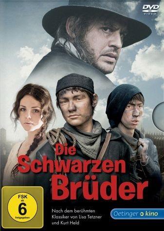 DVD »Die schwarzen Brüder (nur für den Buchhandel)«