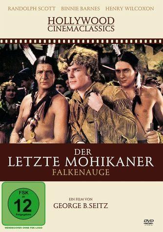 DVD »Der letzte Mohikaner - Falkenauge«
