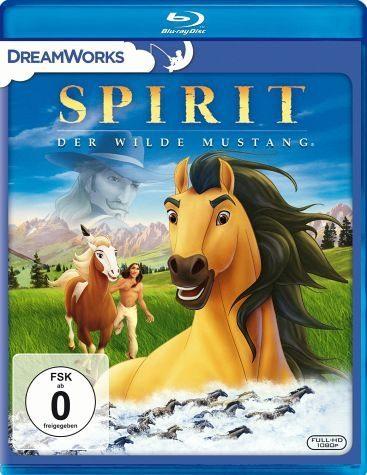 Blu-ray »Spirit - Der wilde Mustang«
