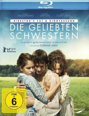 Blu-ray »Die geliebten Schwestern (Director's Cut &...«