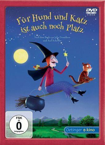 DVD »Für Hund und Katz ist auch noch Platz (nur für...«