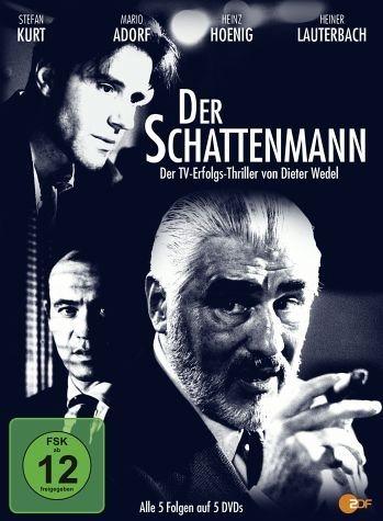DVD »Der Schattenmann (5 Discs)«