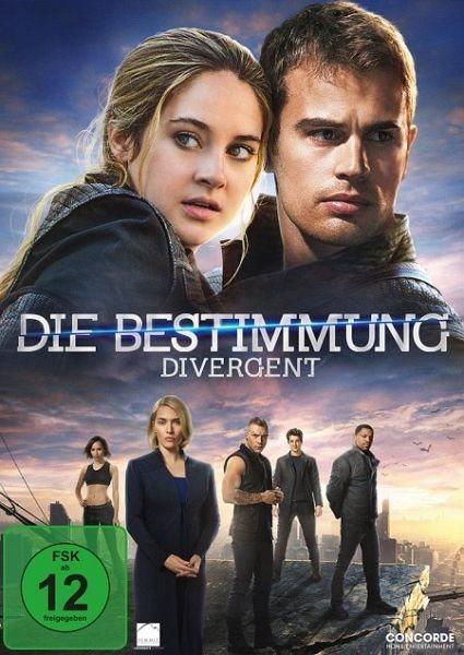 DVD »Die Bestimmung - Divergent (Einzel-Disc)«