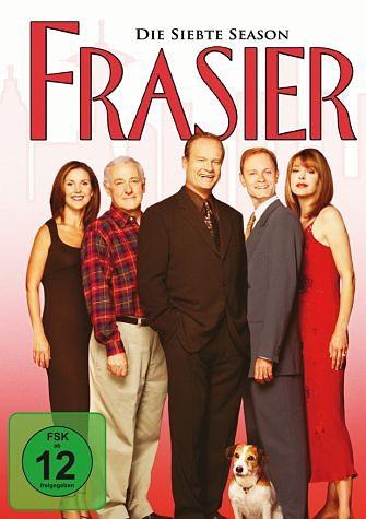DVD »Frasier - Die siebte Season (4 Discs)«