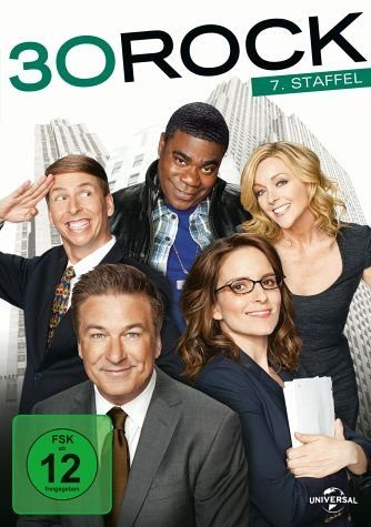 DVD »30 Rock - 7. Staffel (2 Discs)«