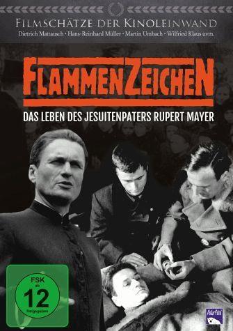 DVD »Flammenzeichen - Das Leben des Jesuitenpaters...«