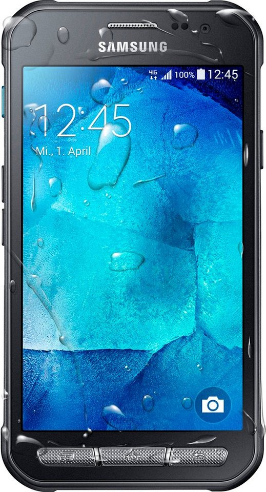 samsung galaxy xcover 3 smartphone 11 4 cm 4 5 zoll. Black Bedroom Furniture Sets. Home Design Ideas