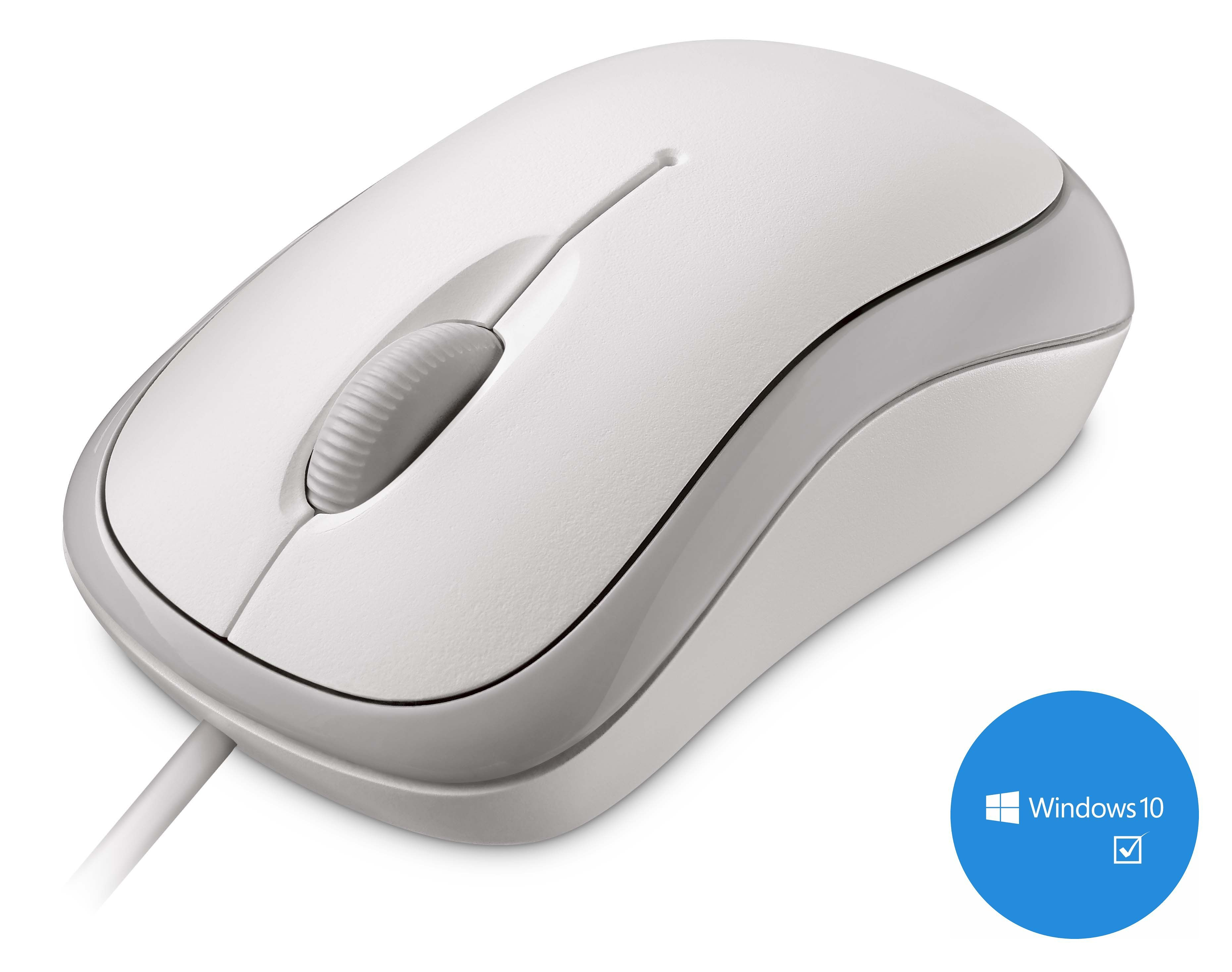 Microsoft P58-00058 Desktop Maus »Basic Optical Mouse USB«