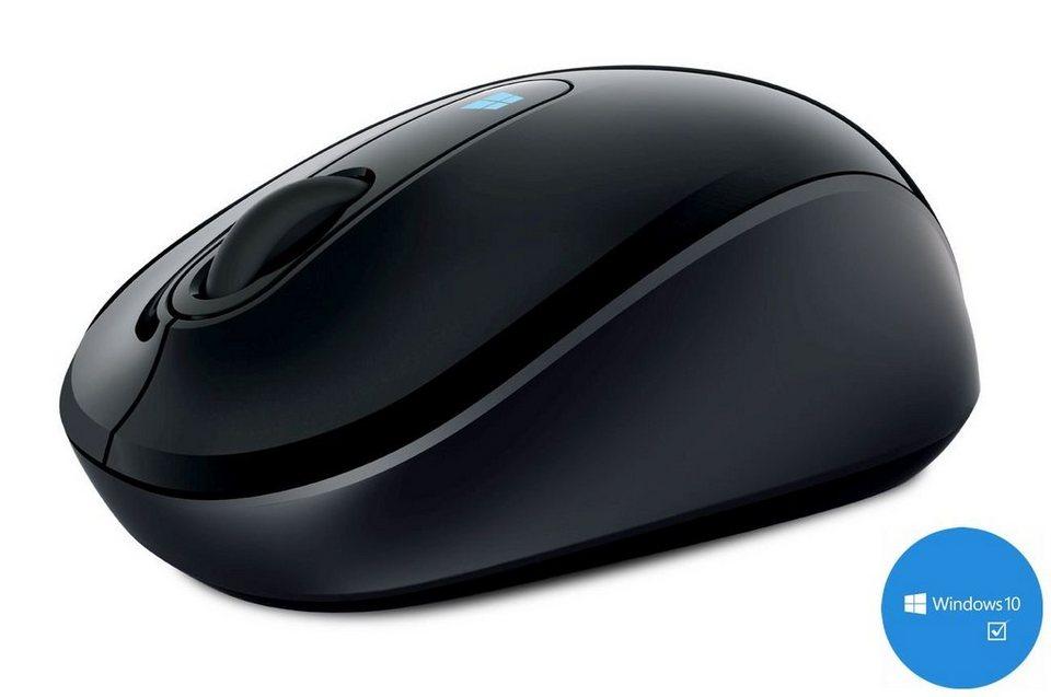 Microsoft Mobile Maus »Sculpt Mobile Mouse wireless« in schwarz