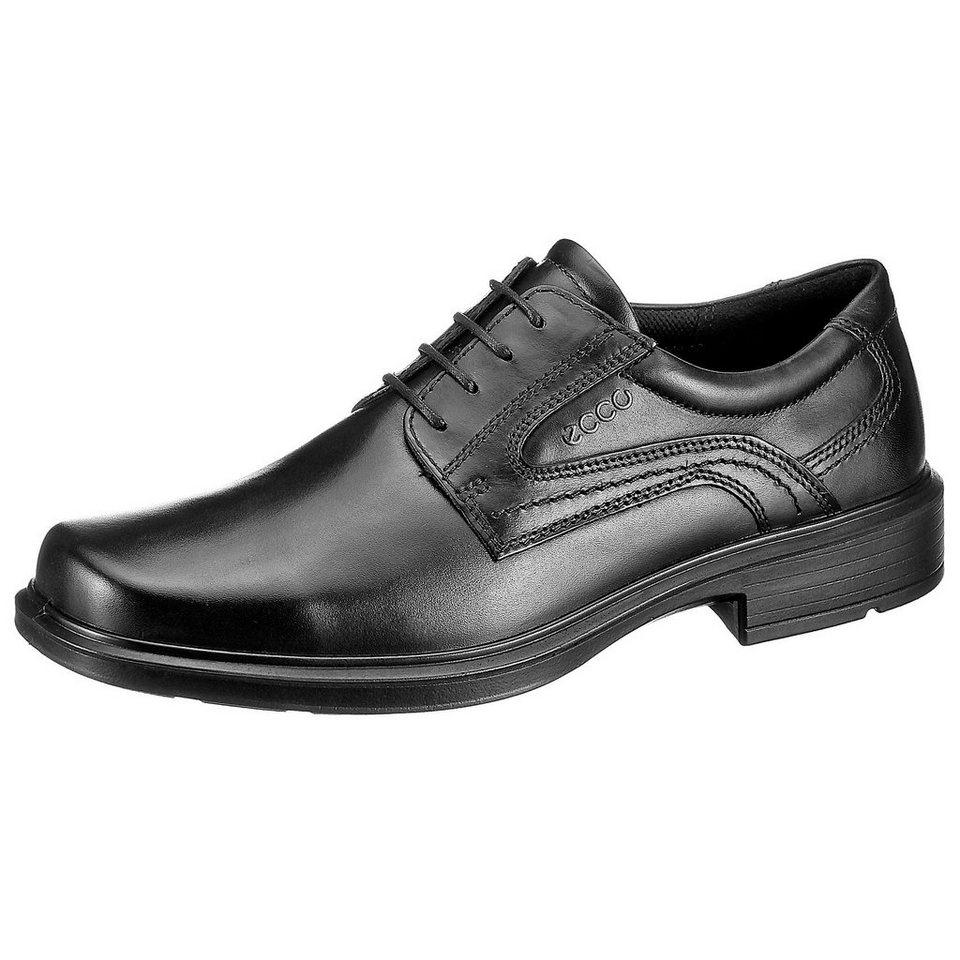ecco Helsinki Business Schuhe in schwarz