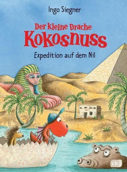 Gebundenes Buch »Der kleine Drache Kokosnuss - Expedition auf...«