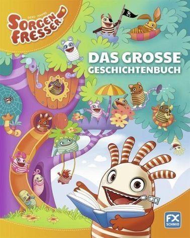 Gebundenes Buch »Gerd Hahns Sorgenfresser: Das große...«