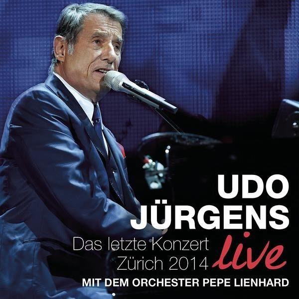 Audio CD »Udo Jürgens: Das letzte Konzert - Zürich 2014...«