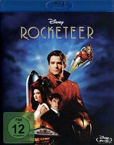 Blu-ray »Rocketeer«