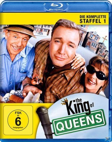 Blu-ray »King of Queens - Die komplette Staffel 1 (2...«