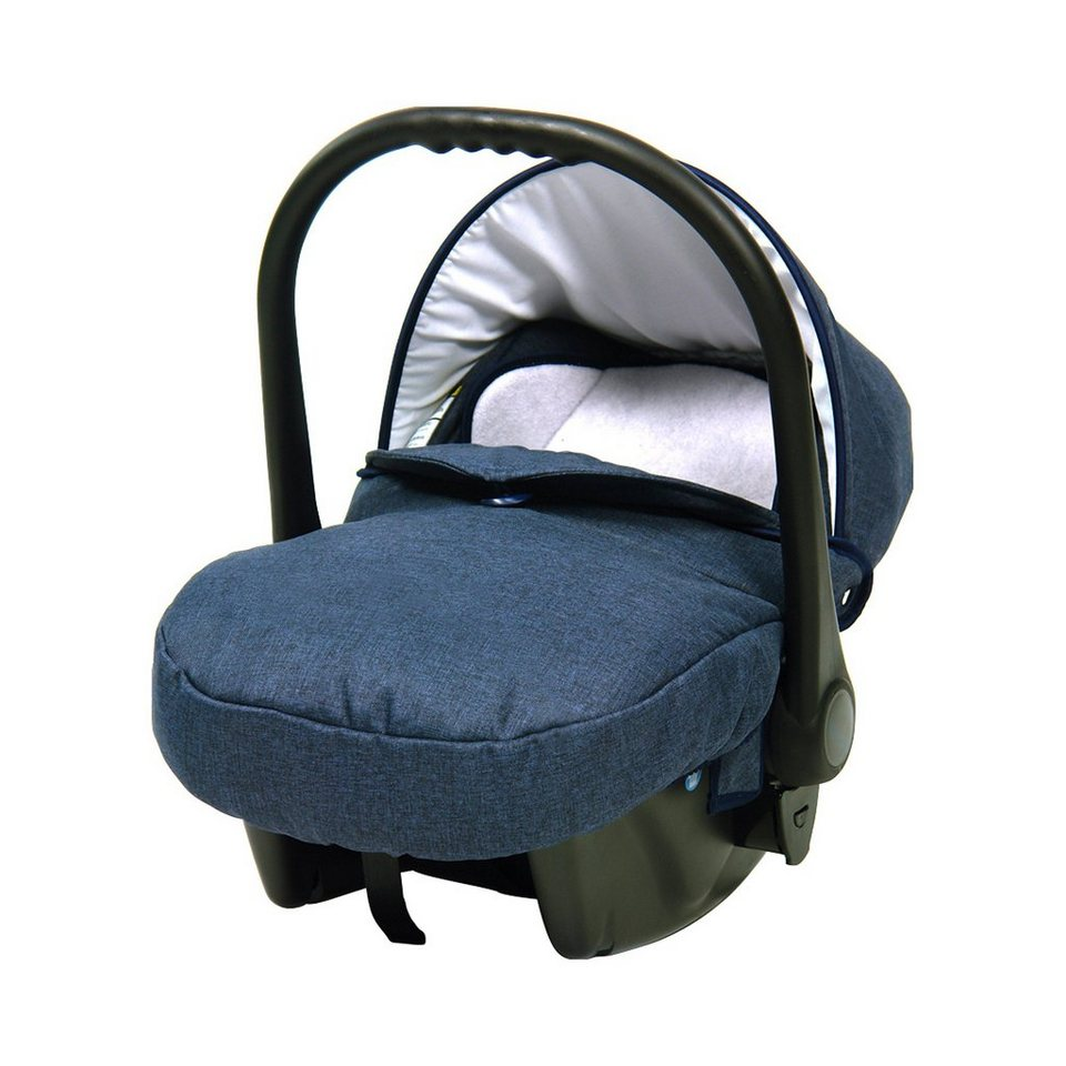 KNORR-BABY Classico Babyschale in Marine