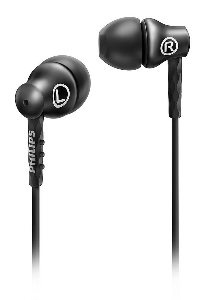 Philips In Ear Kopfhörer »SHE8100/00« in schwarz