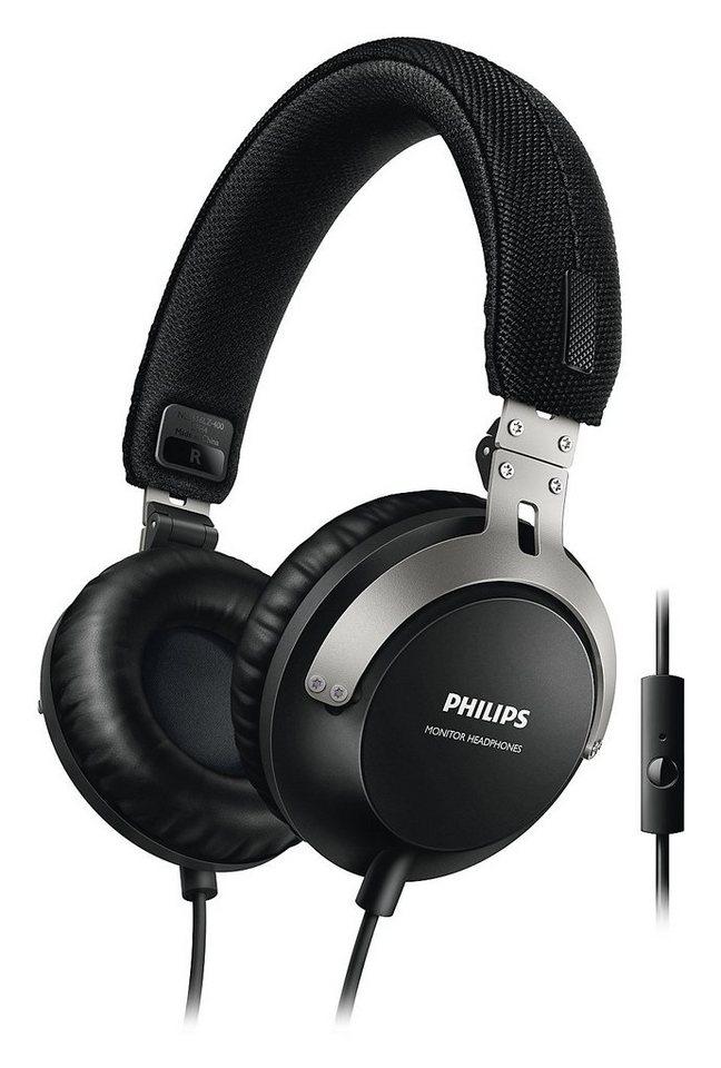 Philips On Ear Kopfhörer »SHL3565/00« in schwarz