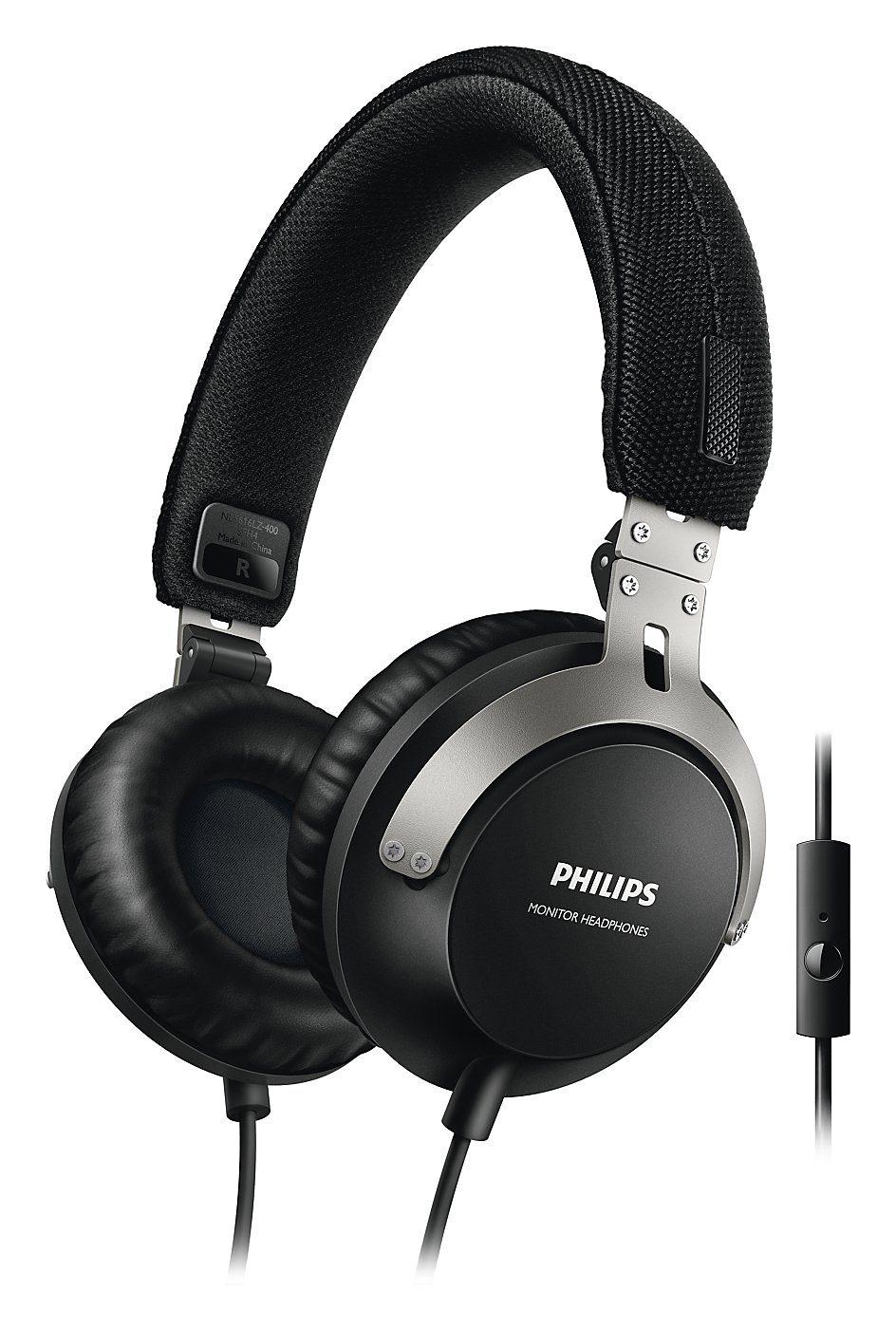 Philips On Ear Kopfhörer »SHL3565/00«