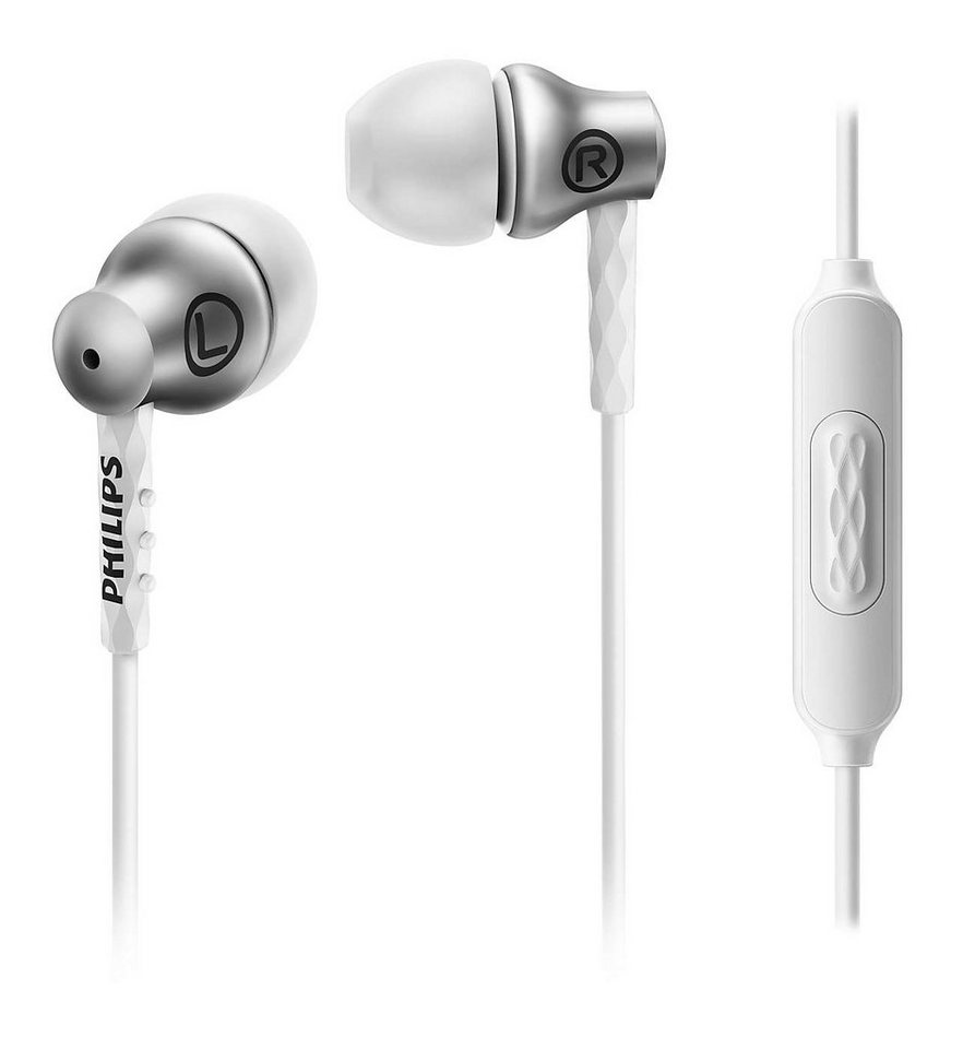 Philips In Ear Kopfhörer »SHE8105/00« in silber