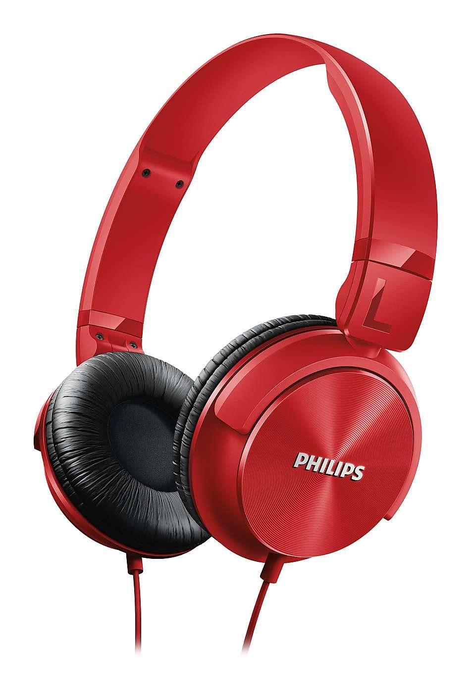 Philips OnEar Kopfhörer »SHL3060/00«