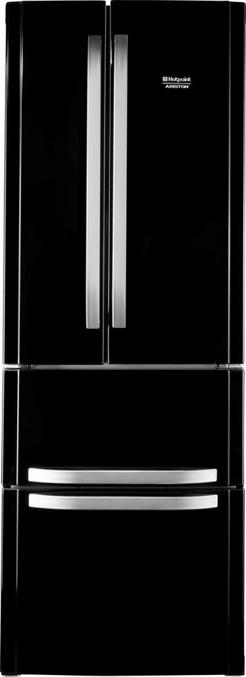 hotpoint french door k hlschrank e4daabc a 195 5 cm hoch nofrost online kaufen otto. Black Bedroom Furniture Sets. Home Design Ideas