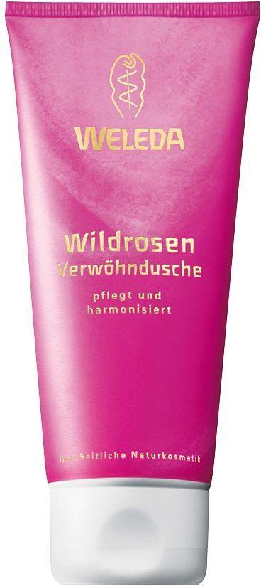 Weleda, »Wildrose«, Verwöhndusche