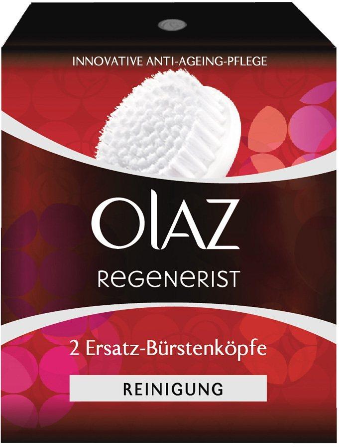 Olaz, »Regenerist«, Ersatz-Bürstenköpfe für das 3 Zone Reinigungssystem in weiß