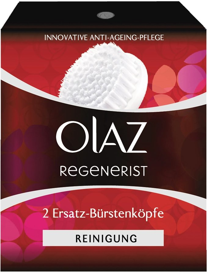Olaz, »Regenerist«, Ersatz-Bürstenköpfe für das 3 Zone Reinigungssystem