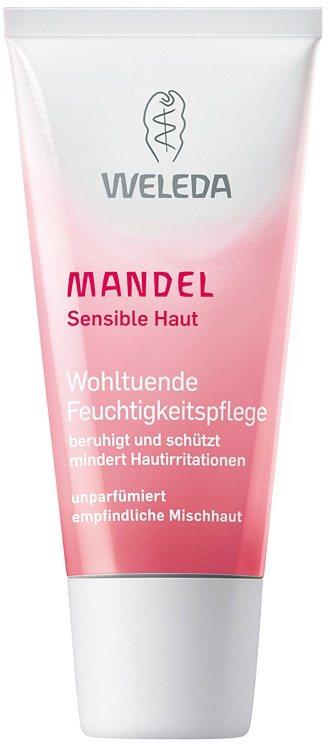Weleda, »Mandel«, Wohltuende Feuchtigkeitspflege für sensible Haut