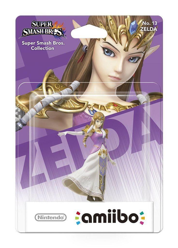 Nintendo Wii U - Spiel »amiibo Smash Zelda«