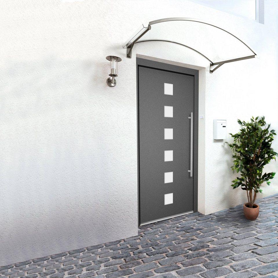 roro aluminium haust r italien bxh 110 x 210 cm braun online kaufen otto. Black Bedroom Furniture Sets. Home Design Ideas