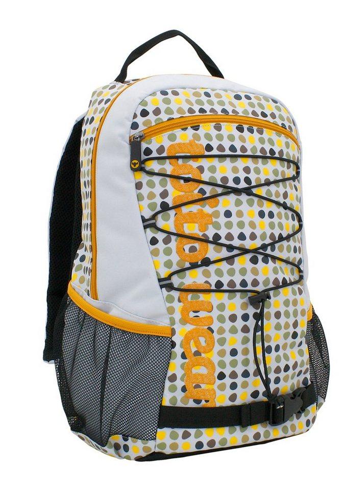 Rucksack mit Laptopfach, »Mosaic«, toito wear® in bunt