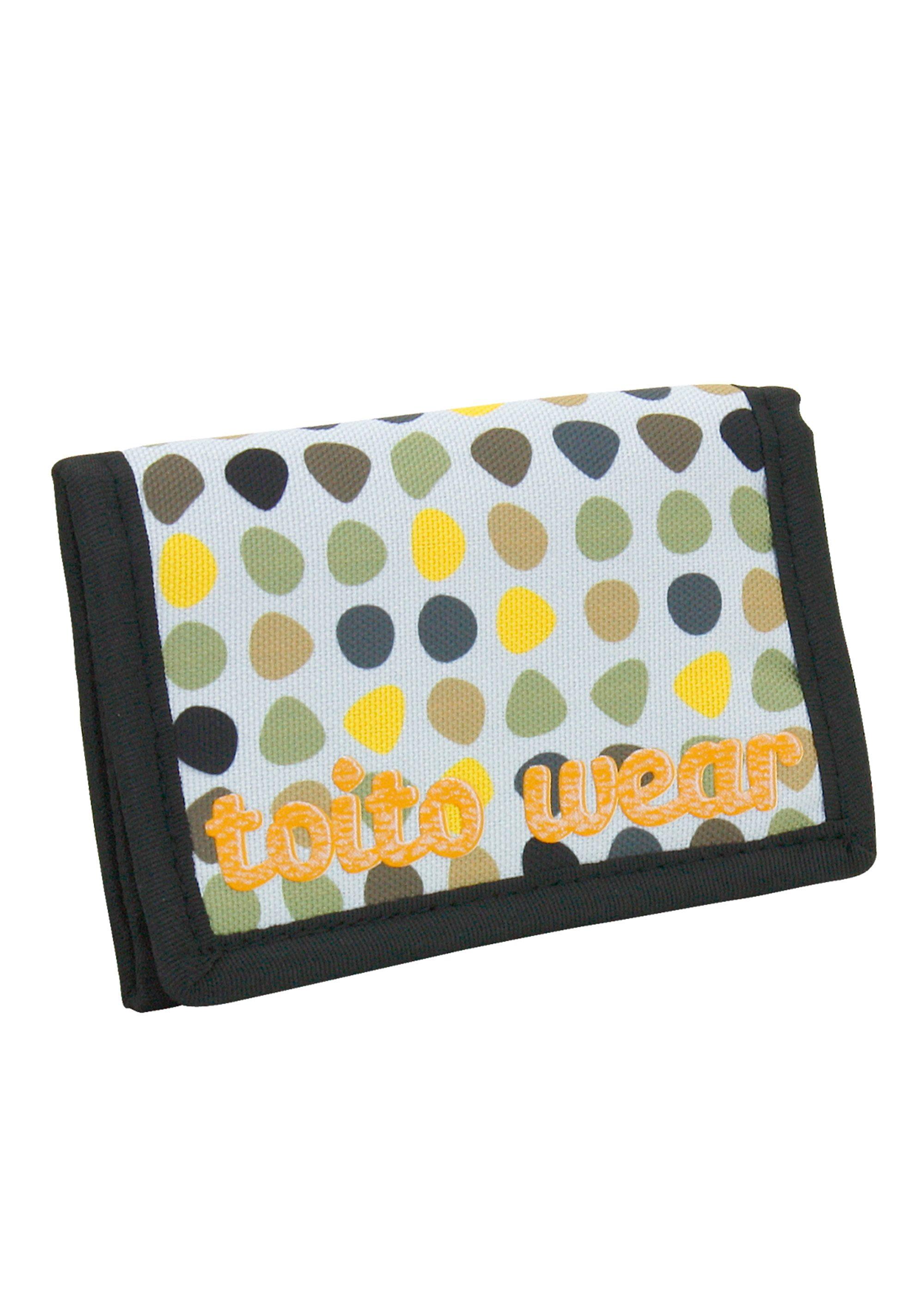 Geldbörse, »Mosaic«, toito wear®