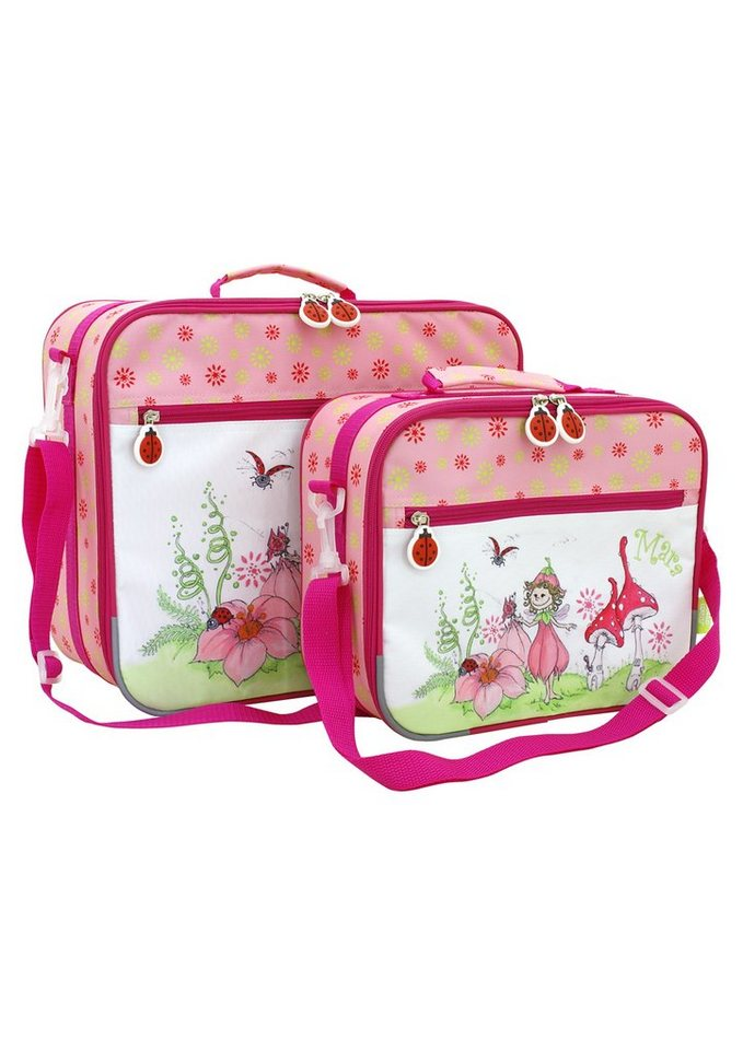 Set Kinderkoffer, »Mara«, toito wear® (2tlg.) in rosa