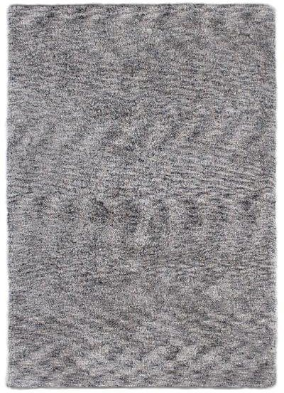 Hochflor-Teppich, Luxor Living, »Wellness«, Höhe 27 mm in weiß-grau