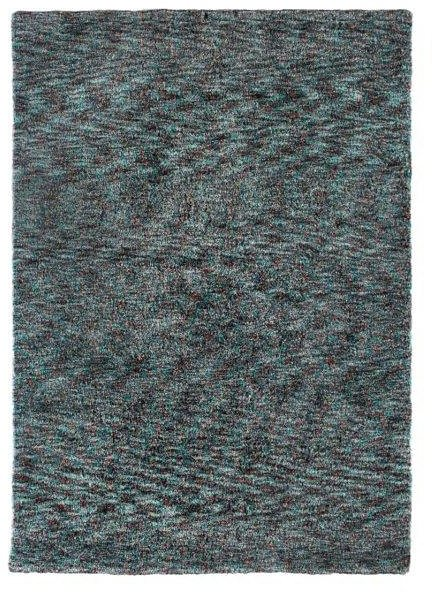 Hochflor-Teppich, Luxor Living, »Wellness«, Höhe 27 mm in türkis