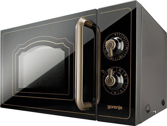GORENJE Mikrowelle MO4250CLI aus der Classico-Edition, Grill, 20 l