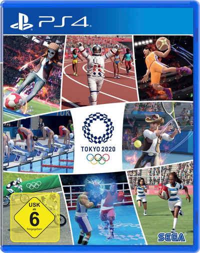 Olympische Spiele Tokyo 2020 - Das offizielle Videospiel PlayStation 4