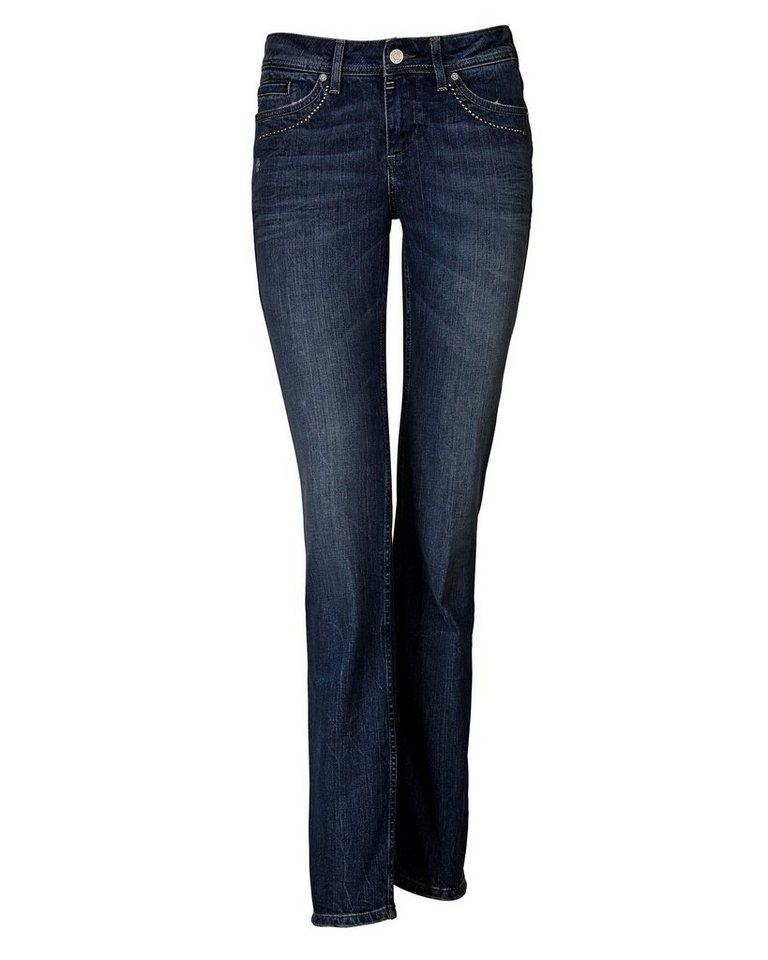 Bogner Jeans Slim-Jeans in Mid Blue